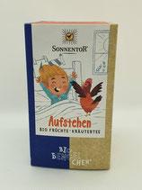 """Bio-Früchte-Kräutertee """"Aufstehen"""" von Sonnentor"""