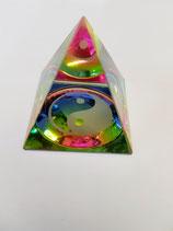 Neuzeit-Energiepyramide gegen schwarze Magie und negative Energien