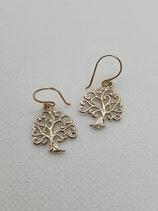 """Seelen - Schmuck - Ohrhänger """"Baum des Lebens"""""""