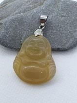 Achat Buddha-Anhänger
