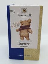 """Ingwer Bio-Gewürztee von Sonnentor """"Schön warm"""""""