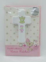 Kreuz zur Geburt eines Mädchen