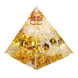 """Aufstiegsenergie Pyramide """"Goldene Transformation"""""""