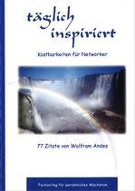 täglich inspiriert - Der Zitatenschatz für Networker