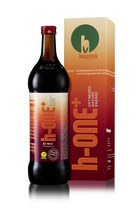 hajoona h-ONE+ - Aronia-Granatapfelsaft (Flaschen), Artikelnr. 1004 VEGAN