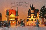 Weihnachtsgrüße    - 5  verschiedene Motive