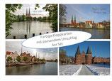 Kartenset Lübeck I