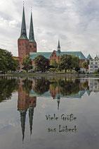 Lübeck  - 3 verschiedene Motive