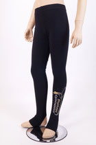 Leggings Gold-Silber-AB