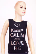 Shirt Keep Calm black