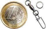 Drehwirbel Metall inkl. Wirbelring