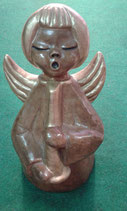Thun angelo musico con flauto dritto