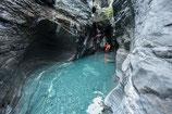 Tagestour Canyoning