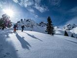 Skitouren für Anfänger 2.1. 2021