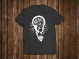 Methadone Skies - Wired Skull T-Shirt