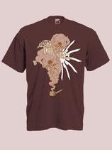 Methadone Skies - Elder's Pipe T-Shirt