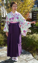 袴+着物フルセット