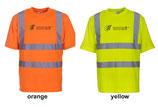 Sicherheits-T-Shirt Korntex Art. KX071