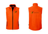 Light-Softshell-Weste Edmonton HAKRO Art. 854