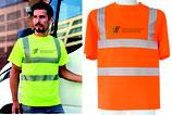 Sicherheits-T-Shirt Korntex Art. KX072
