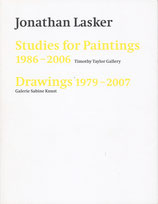 Jonathan Lasker – Studies for Paintings 1986 – 2006 / Drawings 1979 – 2007
