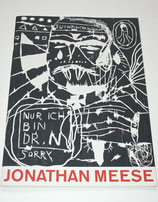Jonathan Meese – 19 Holzschnitte