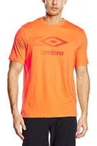 Umbro-Athletic Cotton Tee Graphic Logo