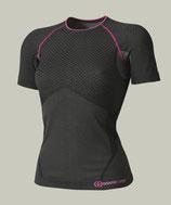 Damart sport-T-shirt Activ Body 3 femme) manches courtes