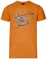 Erima-T-shirt Green Concept