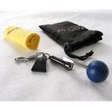 La boule bleue-Kit pétanq'ère
