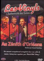Les Vinyls au Zénith d'Orléans [DVD]