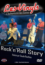 Rock'n'Roll Story - Concerts + Bonus [DVD]