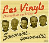 Les Vinyls - Souvenirs, souvenirs [CD]