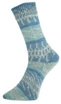 PRO LANA Golden Socks Fjord 196