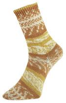 PRO LANA Golden Socks Fjord 182