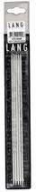 Strumpfstricknadeln 6,0  Aluminium 23cm