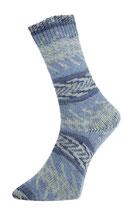 PRO LANA Golden Socks Fjord 197