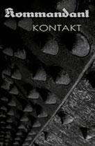 """Kommandant - """"Kontakt"""""""