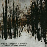 "Begotten / Deviator / Moloch - ""On the Stub of Fate New Life Will Not Grow"""
