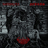"Akerbeltz / Nebrus / Waffenträger Luzifers - ""Slaughtered Whores of Satan"""