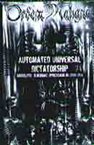 "Ordem Maligna - ""Automated Universal Dictatorship - Absolute Demoniac Opression in 3666"""