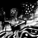 """De Silence et d'Ombre - """"Vol. IV - Worship the Hideous"""""""