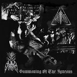 "Ophidian Forest / Pyrifleyethon - ""Summoning of the Igneous"""