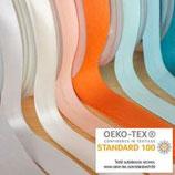 Biais Polycoton  2 cm Certifiés OEKO-TEX® Standard 100