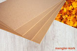 mengler's KORKplatte Typ PK *HD* 2 mm  x 600 x 900 mm
