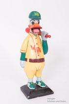 Donald als Baseballspieler