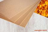 mengler's KORKplatte Typ *PK 2-495/495NN* 100  St. Sparpaket (!) Modellbau