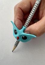 Finger-Schlaufe mit Augen