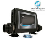 (Pack 2.2) Balboa GS500Z 3.0kW with Mini touch pad - 1 Pumpe
