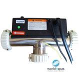 Whirlpoolheizung LX 3KW T-Form, mit und ohne Sensorkabel